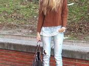 Lace Wool Sweater