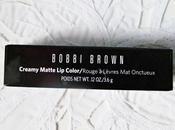 Bobbi brown creamy matte color (pale peach)