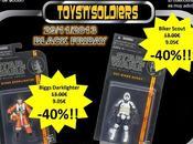 Toys'N'Soldiers vuelto locos:Viernes Negro(Black Friday)!!