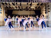 Retransmisión online desde escuela English National Ballet. Jueves