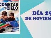 """Viernes noviembre Cine Fórum Marcilla (Navarra) """"Cometas cielo"""" Moderado Manu Zapata"""