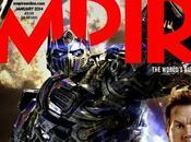 Primera imagen potente 'Transformers: Extinction'