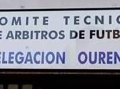 Arbitros Ourense estudian solicitar fuerza pública reuniones, ante últimas agresiones denunciadas sede
