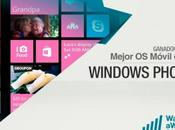 Windows Phone Móvil 2013 aWards]