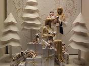 Ideas decoración escaparates para Navidad
