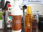 Productos rescataron cabello.
