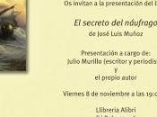 José Luís Muñoz presenta última obra.
