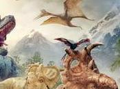 Caminando entre dinosaurios, película.