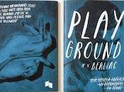 Playground, Berliac. cómic, documento, ensayo....