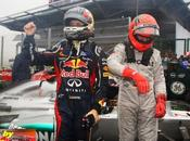 Schumacher alegra compañero vettel