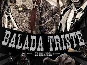 """Balada triste trompeta"" Alex Iglesia"