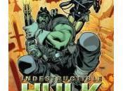 Primer vistazo Indestructible Hulk Annual