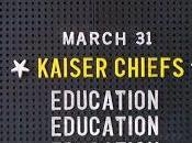 Nuevo disco gira española Kaiser Chiefs