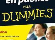 Hablar publico para Dummies