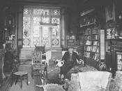 1895: Benito Pérez Galdós interior finca Quintín Santander