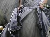 Casamiento violeta vestido