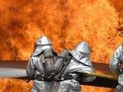 Cuando bomberos pisan manguera