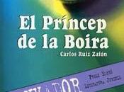 príncep boira- Carlos Ruíz Zafón