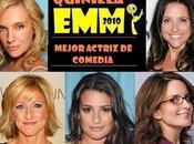 Quiniela Emmys 2010: Mejor actriz comedia