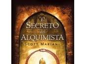 "Libro: secreto alquimista"", Scott Mariani"