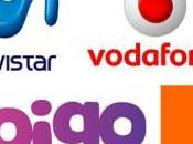 estrategia Movistar, Vodafone, Orange Yoigo Twitter