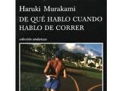 hablo cuando correr, Haruki Murakami