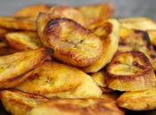 Plátanos maduros fritos