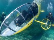 Tiempo Verano: Submarino pedales