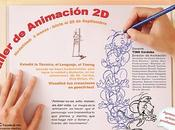 Animaclick convoca cursos Animación aviso