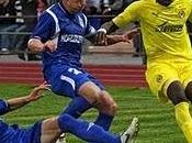 Villarreal resuelve eliminatoria ante Dnepr.
