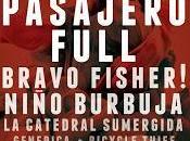 Padang Rock Fest: Pasajero, Full, Bravo Fisher!, Niño Burbuja, Catedral Sumergida...