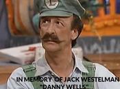 Fallece actor Danny Wells años edad