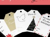 Cumpleblog etiquetas navideñas gratis
