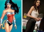 Gadot será Wonder Woman Batman Superman