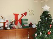 Decoración Navideña para salón