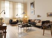 apartamento Estocolmo, toques parisinos