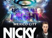 Lights Night Nicky Romero Special Guest:TJR@Pepsi