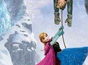 Frozen: través niña años