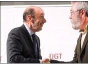 corrupción sitúa sindicalismo español bancarrota