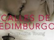 Reseña Calles Edimburgo, Samantha Young