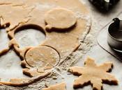Dulces galletas navidad