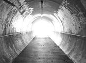 brotes verdes túnel.