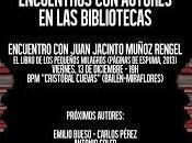 Ciclo Encuentros Autores Bibliotecas