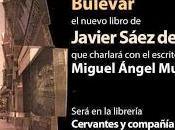 """Presentación Madrid """"Bulevar"""" Javier Sáez Ibarra"""