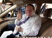 Tanta gloria lleves como dejas, Adelson.