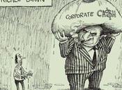 núcleo duro: Impacto económico político concentración económica mundial