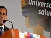 Ollanta humala apuesta universalización salud para todos peruanos…