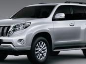 Toyota Argentina lanzó nueva Land Cruiser Prado