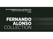 "Exposición ""Fernando Alonso Collection"": gratuita para desempleados"