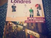 Preparativos viaje Londres